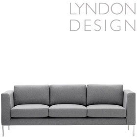 Lyndon Design Clarence Large Sofa £1813 -