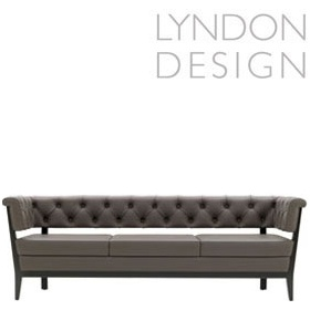 Lyndon Design Arlington 3 Seater Sofa £2205 -