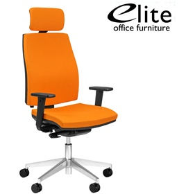 Elite Match Upholstered Task Chair £244 -