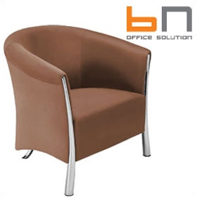 BN Cello Leather Armchair £1043 -