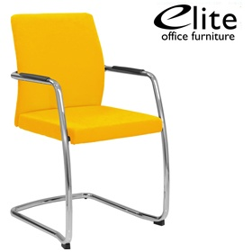 Elite Moda Upholstered Full Back Meeting Chair £259 -