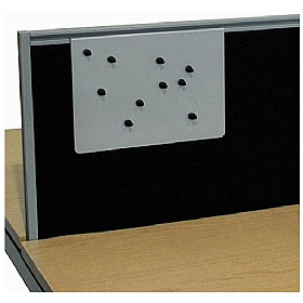 Elite Advance System Screen Magnetic Memo Board £46 - Office Desks