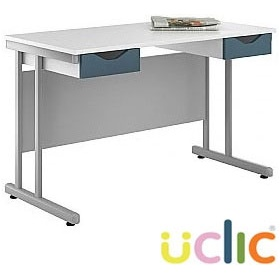NEXT DAY Create Kaleidoscope Double Drawer Desks £153 -