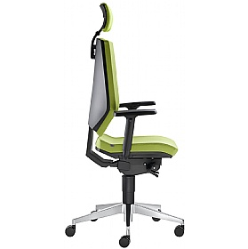 Stream Fabric Executive Chair