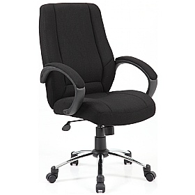 Comfort Fabric Manager Chair