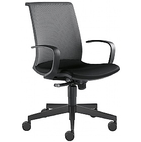 Omega Fabric & Mesh Task Chair £296 -