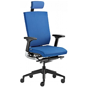 Active Fabric Executive Chair £485 -