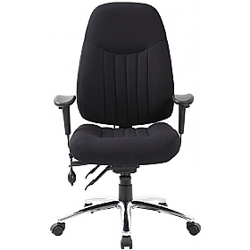 Alpha 24 Hour Ergonomic Task Chairs