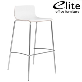 Elite Multiply 4 Leg Bar Stool