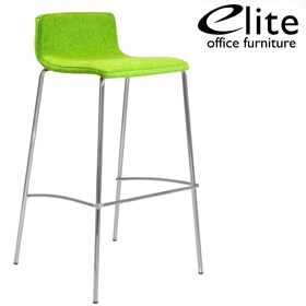 Elite Multiply 4 Leg Upholstered Bar Stool £183 -