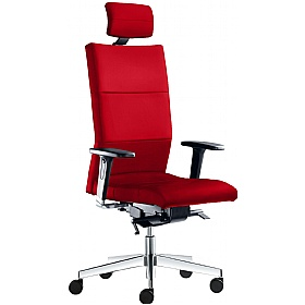Laser Fabric Executive Chair £428 -