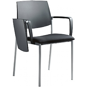 Seance Art Fabric Lecture Chairs £0 -