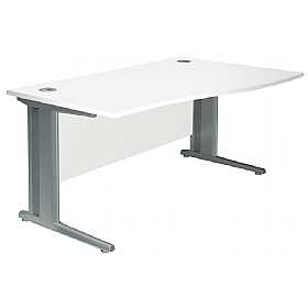 NEXT DAY Polar Cantilever Wave Systems Desks