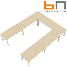 BN CX 3200 Conference Table Arrangement 6 To Seat 12 People £6221 -