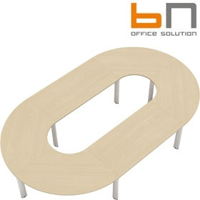 BN CX 3200 Conference Table Arrangement 8 To Seat 12 People £5414 -