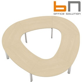 BN CX 3200 Conference Table Arrangement 12 To Seat 12 People £5516 -