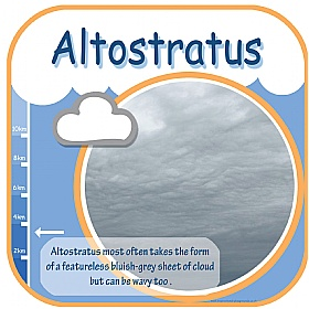 Altostratus Cloud Sign £0 -
