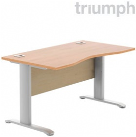 Triumph Everyday Double Wave Desks £158 -