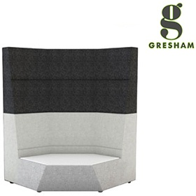 Gresham Take Up 3 Tier Corner Unit With Table £2046 -