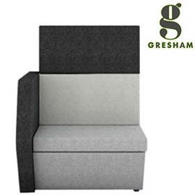 Gresham Take Up 2 Tier Low Left Armchair £1214 -