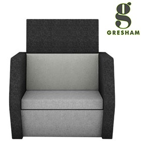 Gresham Take Up 2 Tier Low Armchair £1497 -