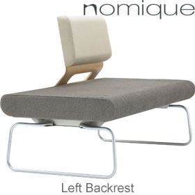Nomique Infinity Modular 2 Seat Reception Bench With Custom Backrest £717 -
