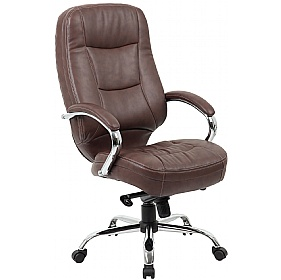 Rimini Leather Manager Chair £130 -