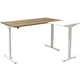 Accolade Lite Sit-Stand Radial Desks £1056 -