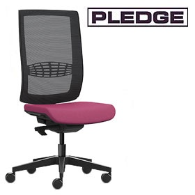 Pledge Kind Mesh Back Task Chair £227 -