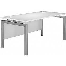 Impact Rectangular Bench Desks £211 -