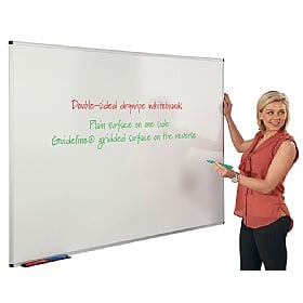 Write-On Ultra-Smooth Laminate Whiteboards £18 -