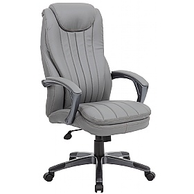 Tanis Bonded Leather Manager Chair £105 -