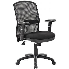 Cologne Mesh Manager Chair £87 -