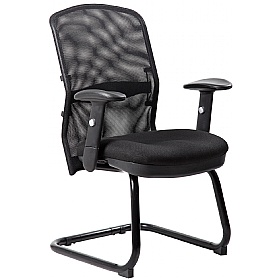 Cologne Mesh Visitor Chair £81 -