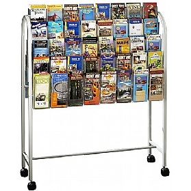 Literature Trolley 80 x Third A4 Pockets £209 -
