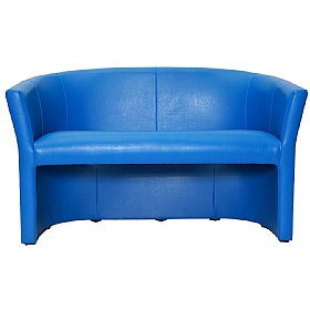 Retreat Faux Leather Tub Sofas £179 -