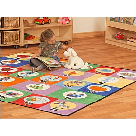 PlayScapes Alphabet Carpet £0 -