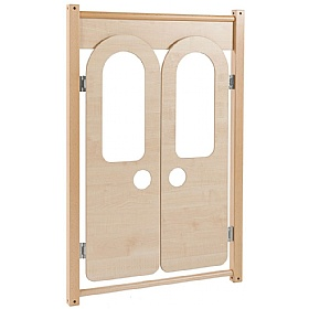 PlayScapes Double Door Role Play Panel £0 -