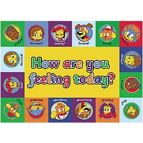 PlayScapes How Are You Feeling Today Carpet £0 -
