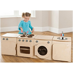 PlayScapes Toddler Kitchen Set of 4 £0 -