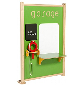 PlayScapes Garage Role Play Panel £0 -