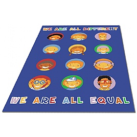 PlayScapes We Are All Equal Carpet £0 -