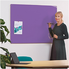 Magnetic Drywipe Glass Writing Boards