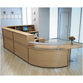 Bodum II Reception Desks £301 -