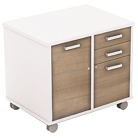 Interface Colour Mobile Combination Cupboards