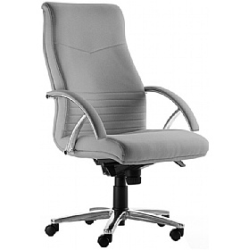 Balanz High Back Executive Fabric Chair £406 -