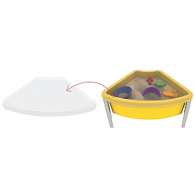Top For Wisdom Sand & Water Fan Shaped Tub £0 -