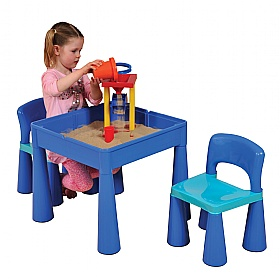 Children's Multi Purpose Table and Chair Set £0 -