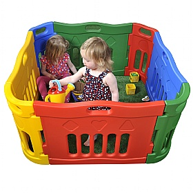 Jolly Kidz Playpen £0 -
