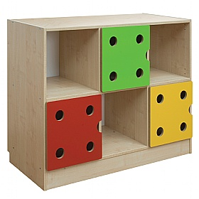 Domino 3 Door Storage Unit £0 -